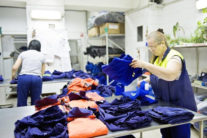 Утилизация формен одежды